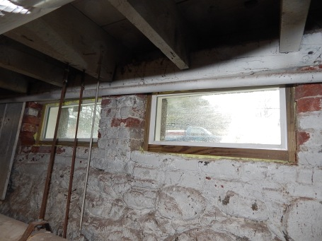 new basement windows